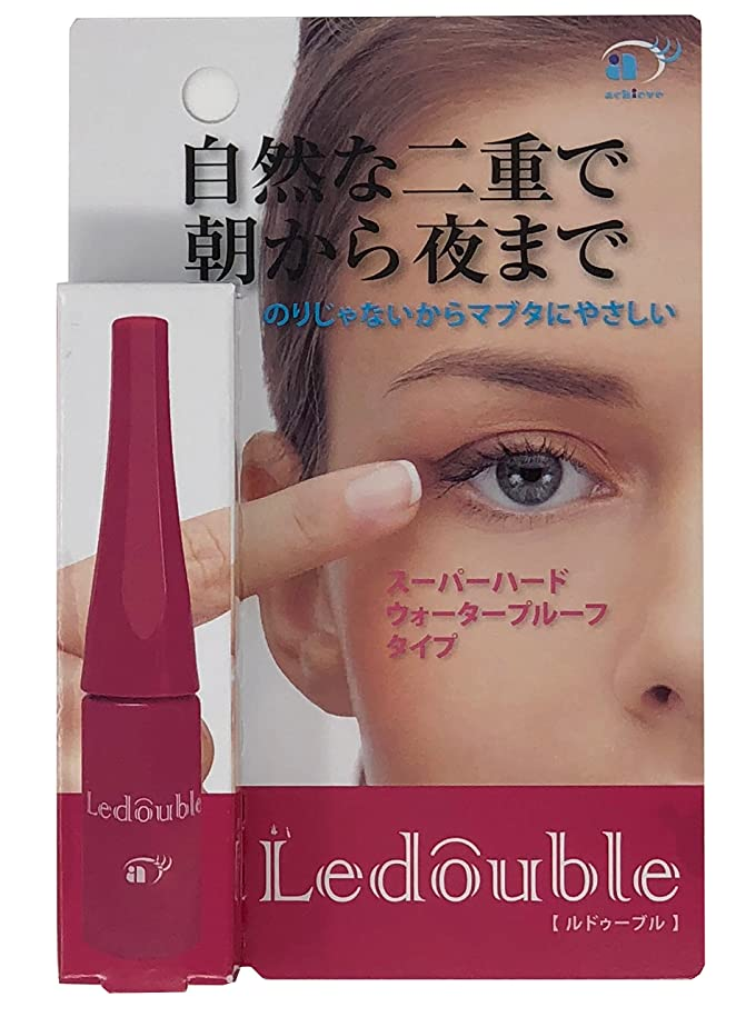 出版絶望的な反動Ledouble [ルドゥーブル] 二重まぶた化粧品 (4mL) 限定200%増量