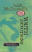 Josh McDowell's One Year Book of Youth Devotions