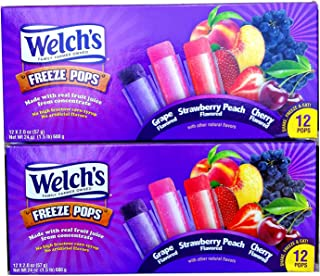Welch's Freeze Pops