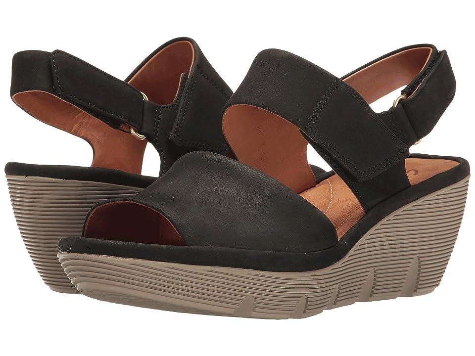 939aec54df82  130.00 More Details · Clarks Clarene Allure (Black Nubuck) Women s Sandals