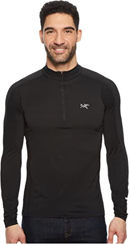 Cormac Zip Neck Long Sleeve