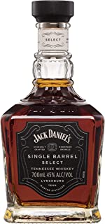 Jack Daniel's Single Barrel Select Tennessee Whiskey, 700 ml