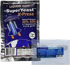 Super Yeast and Super Kleer Combo