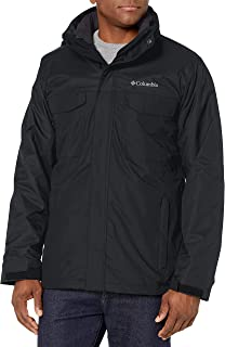 Columbia Men's Timberline Triple I/C Interchange Winter Jacket, Waterproof & Breathable