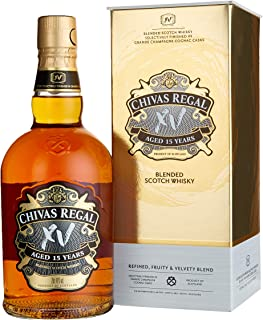 Chivas Brothers Chivas Regal XV 15 Years Old Blended Scotch Whisky 1 x 0.7 l
