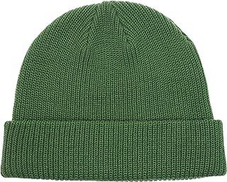 Green beanie Medium