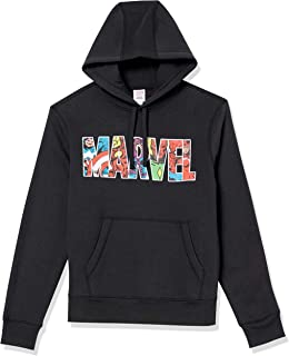 Amazon Essentials Disney Star Wars Marvel Fleece Pullover Sweatshirt Hoodies Fashion-Hoodies Hombre