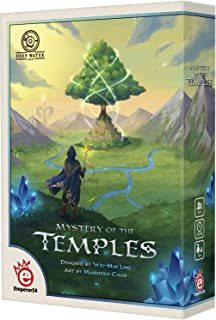 Deep Water Games Mystery of The Temples