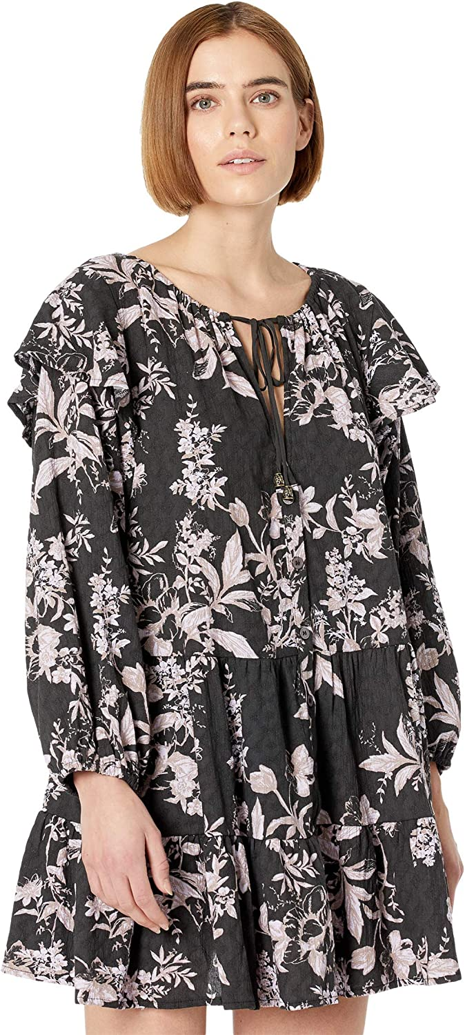 OFFicial Tucson Mall mail order Free People Women's Sunbaked Swing Dress