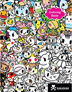 tokidoki Coloring Book