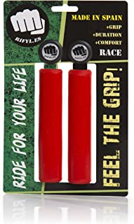 comprar comparacion Puños de bicicleta MTB Ridefyl Race, varios colores, 30mm