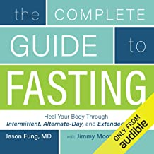 complete guide to fasting audiobook