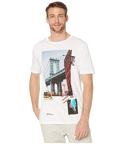 BOSS Hugo Boss Toll 3 T-Shirt (White) Men