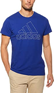 Adidas Men's Badge of Sport ID T-Shirt