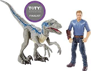 Jurassic World Pack de 2 figuras de acción Owen (Mattel FMM51)