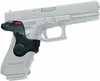 Crimson Trace LG-417 Lasergrips Red Laser Sight Grips for GLOCK Third Generation Full-Size and Compact Pistols