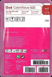 Oce Colorwave 500 Magenta Toner Pearls