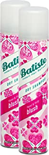 Batiste Blush Shampoo secco, 200 ml, confezione da 2 pezzi