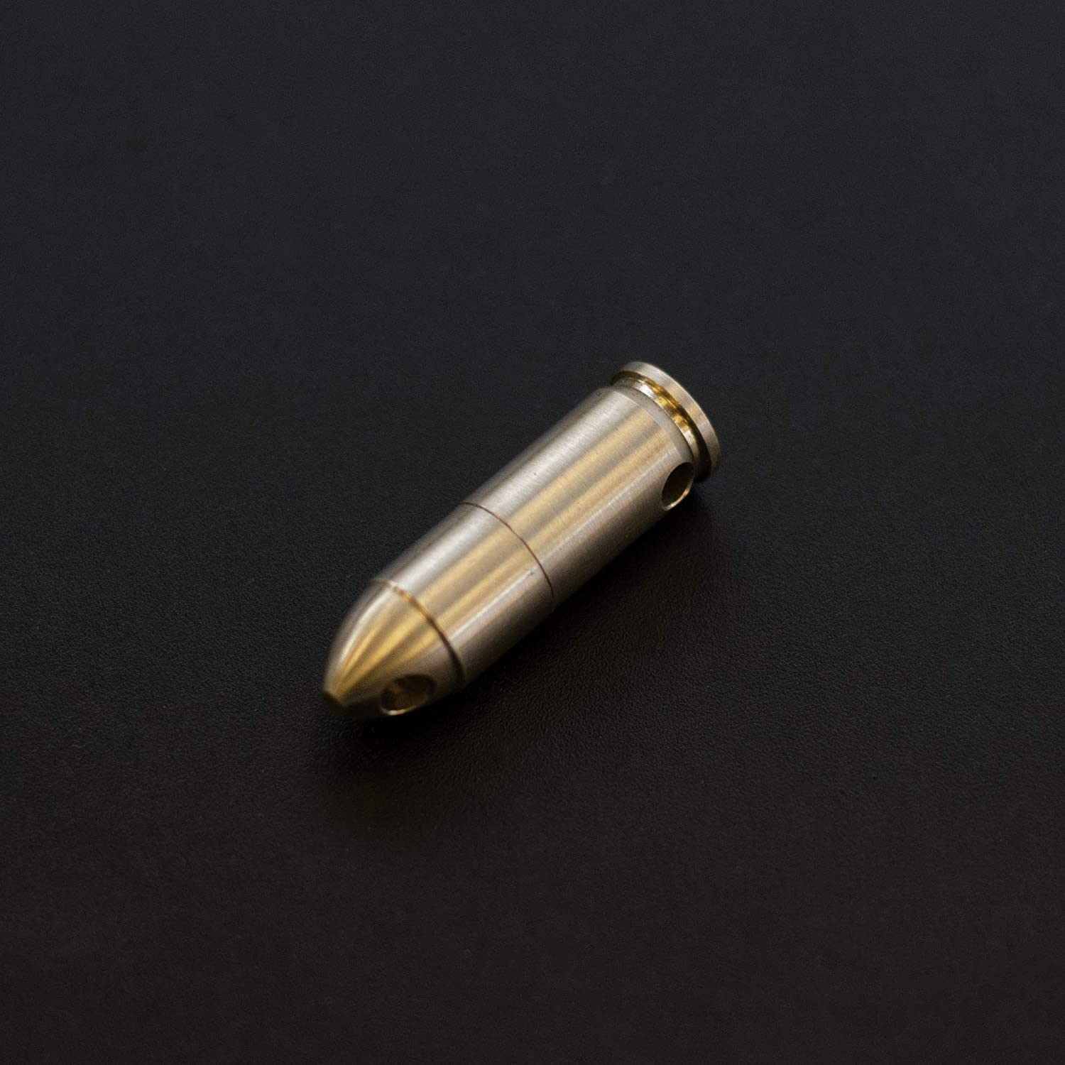 Smart /& Secure Tactical HK Clip Included Bullet Shape Quick Release Keychain
