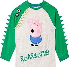 Peppa Pig Boys' George Pig Long Sleeve Top