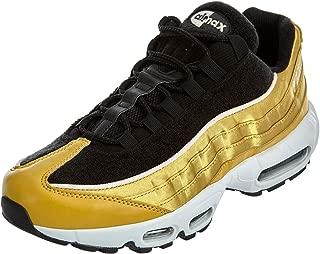 Women's Air Max 95 LX Running Shoe 10 Gold