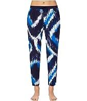 Modal Spandex Jersey Crop Pants