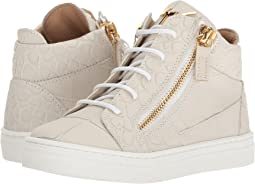 Giuseppe Zanotti Kids London Sneaker (Toddler/Little Kid)
