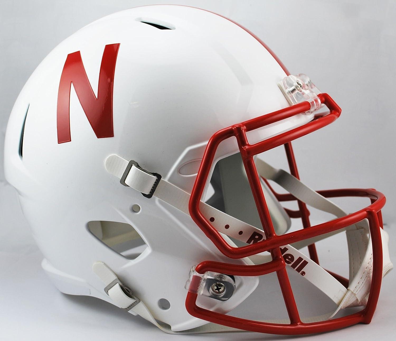 Nebraska Cornhuskers Speed Replica Football Helmet