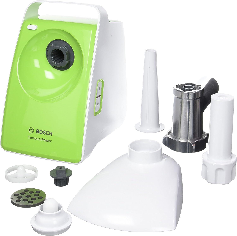 punto de venta Bosch mfw3520g CompactPower picadora a a a carne 1800 W blanco Citron verde  mejor moda