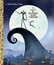 The Nightmare Before Christmas (Disney Classic) (Little Golden Book)