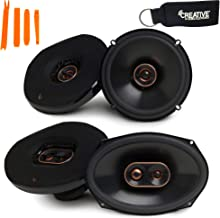 """Infinity Reference - REF-6532EX 6.5"""" 2-Way Car Audio Speakers, and REF-9633IX 6x9 3-Way Car Audio Speakers Package photo"""