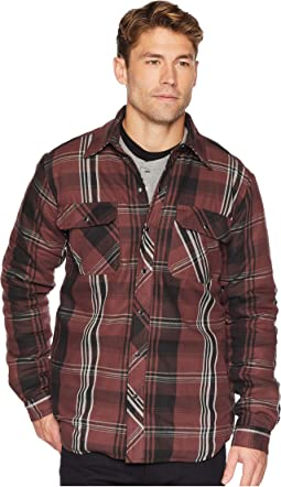Modern Fit X-Series Snap Front Shirt Jacket
