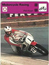 1977-79 Sportscaster Card, 41.15 Motorcycle Racing, Phil Read