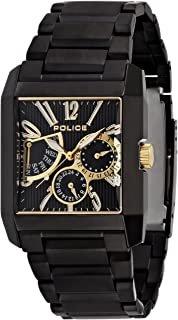 [ポリス]POLICE 腕時計 KING'SAVENUE 13789MSB-02MA メンズ 【正規輸入品】