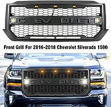 Best 2017 chevrolet silverado grill Reviews