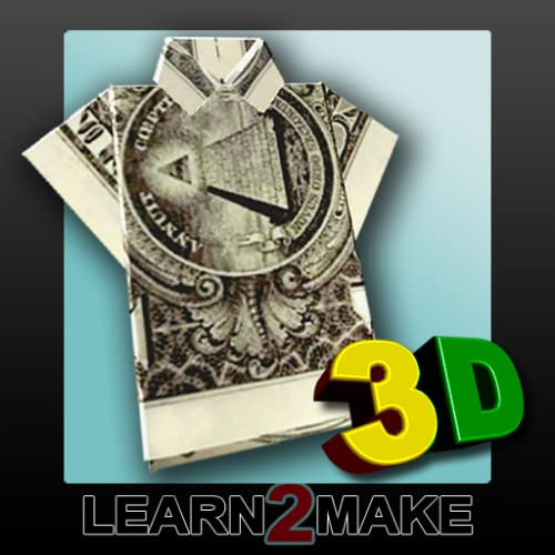 Dollar Origami 3D