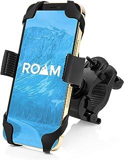 Roam Universal Bike Phone Mount for Motorcycle - Bike Handlebars, Adjustable, Fits All iPhone's,...