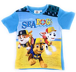 Nickelodéon Paw Patrol Boys Short Sleeves T Shirt
