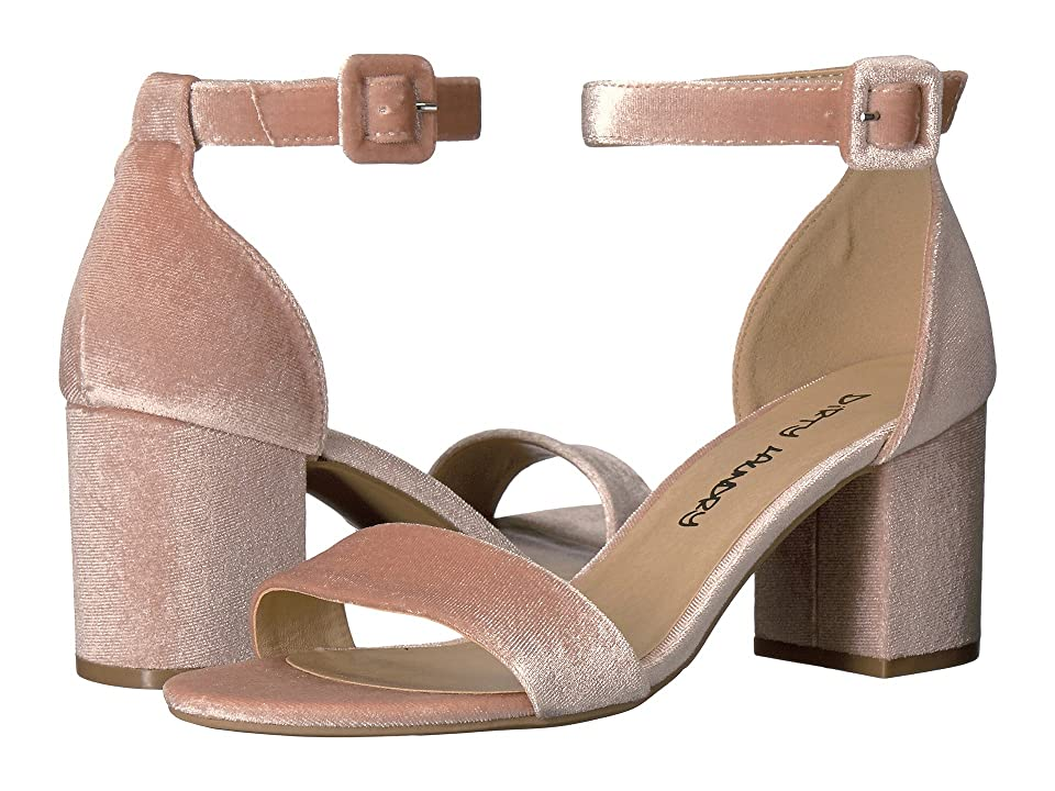 Dirty Laundry DL Join Me Heeled Sandal (Petal Pink) Women