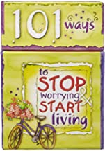 101 راه برای متوقف کردن نگرانی و شروع زندگی - جعبه نعمت