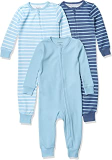 Ultimate Baby Zippin 3 Pack Sleep and Play Suits