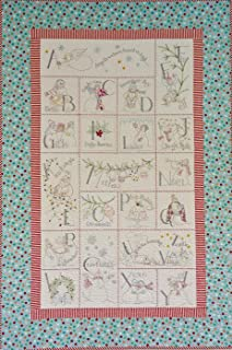PATTERN - Crab.Apple Hill - Snowmen A to Zzzzz- Item #418 (Hand Embroidery)