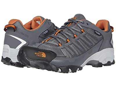 The North Face Ultra 109 Waterproof (Zinc Grey/Burnt Orange) Men