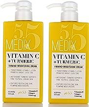 Medix 5.5 Vitamin C Cream w/Turmeric for face and body. Firming & brightening cream..