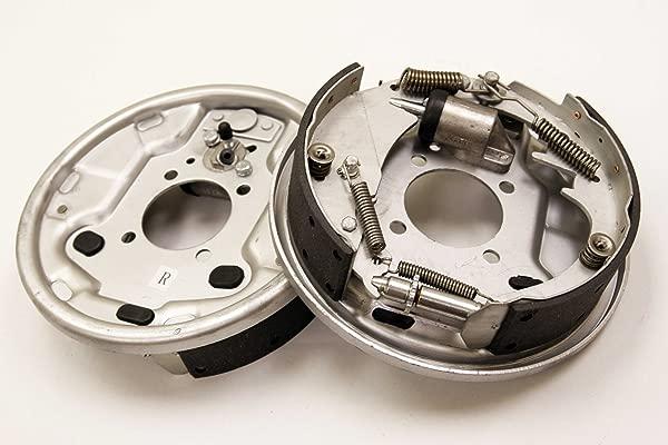 New 10 X 2 1 4 Trailer Hydraulic Free Backing Marine Brake Assembly Pair Set 21016