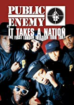 It Takes A Nation: London Invasion 1987 [Alemania] [DVD]