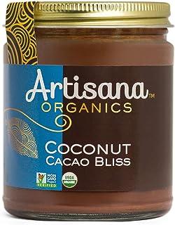Artisana Organics Non GMO Coconut Cacao Bliss Spread (1 Pack (8 oz))
