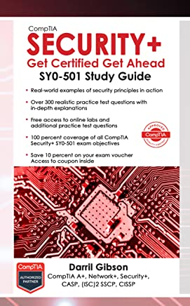 CompTIA Security+ Get Certified Get Ahead: SY0-501 Study Guide (English Edition)