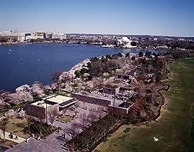 Washington, D.C. Photo - Aerial view of Washington, D.C- Highsmith