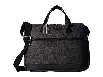Kenneth Cole Reaction Outlander 15.0 Computer Portfolio (Charcoal/Black) Bags